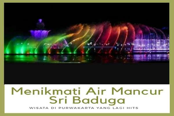 Air Mancur Sri Baduga