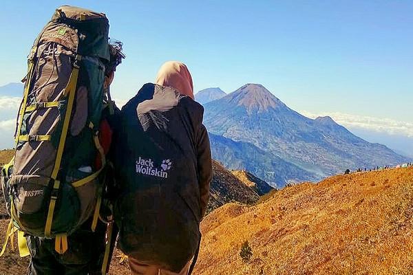 Pendakian Gunung Prau