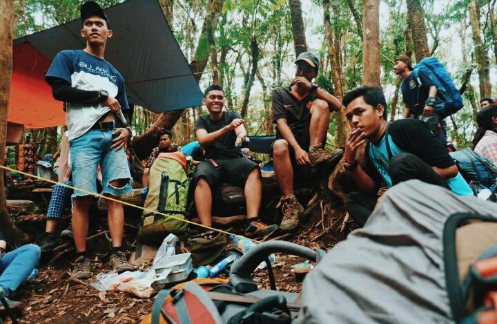 Pendakian Gunung Gede Pangrango