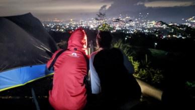 Bukit Joglo Cisarua, Spot Camping Hits di Puncak Bogor