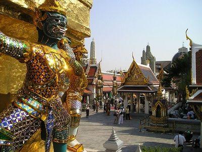 Profil Lengkap Negara Thailand