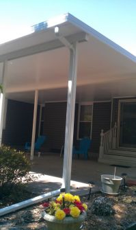 Insulated Patio Covers | Kemco Aluminum, Inc.