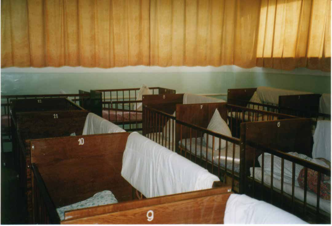 Inside the Baby Home in Prokopyevsk