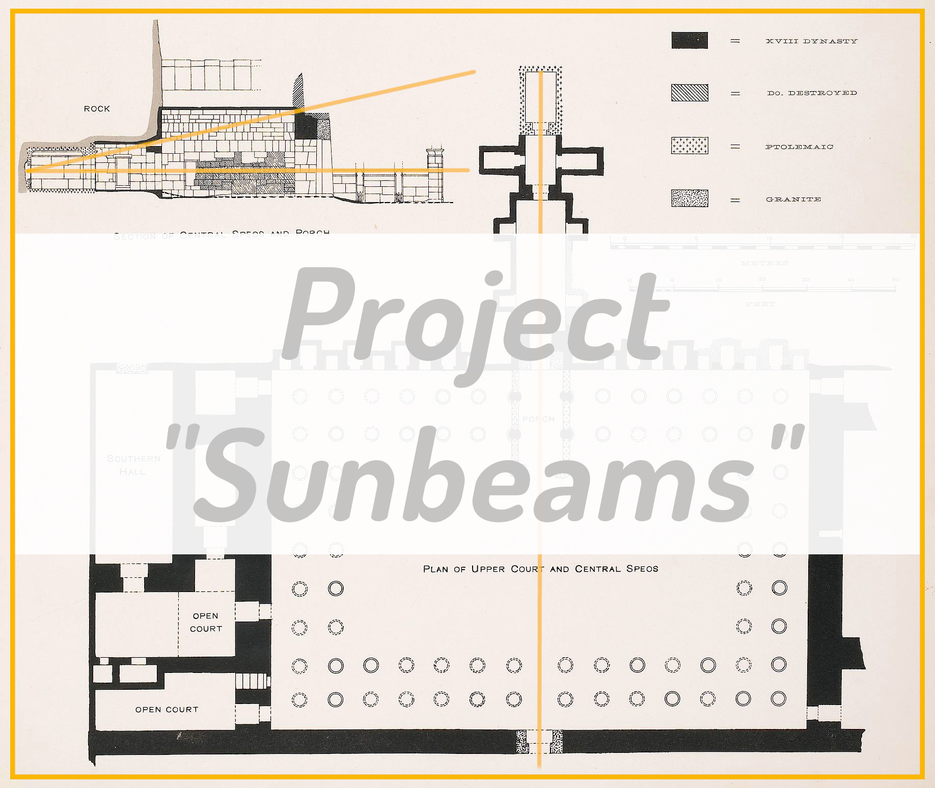 Project picture of the sunbeams project