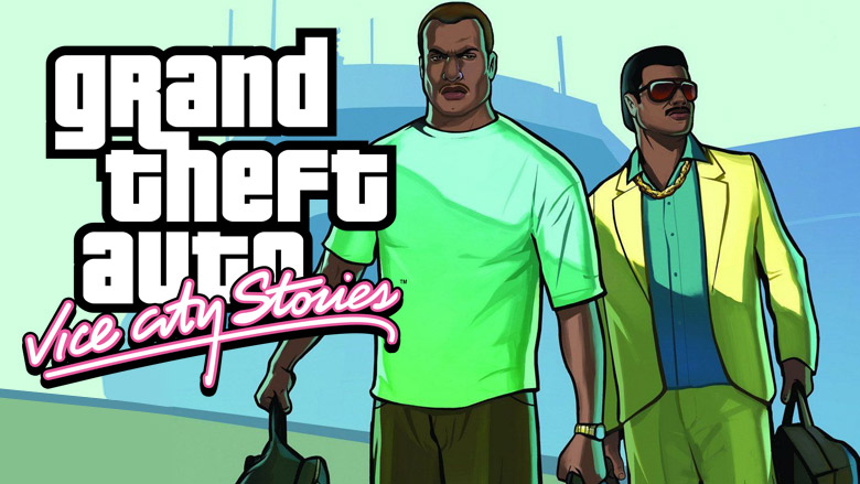 GTA Vice City Stories