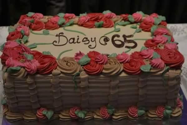 daisy at 65 9