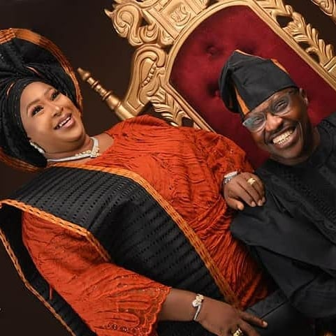 Famous Lagos Female Celebrity Politician, Fatee Muhammed, Weds {Photos}