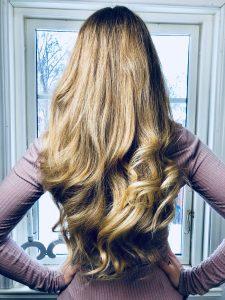 Ditt hår behöver inte kemikalier