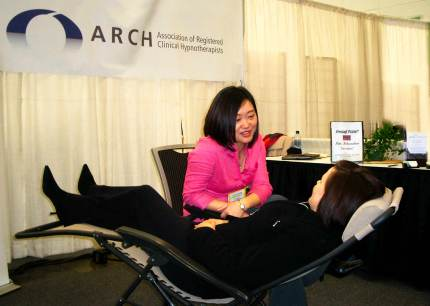 Mini Relaxation at Wellness Show