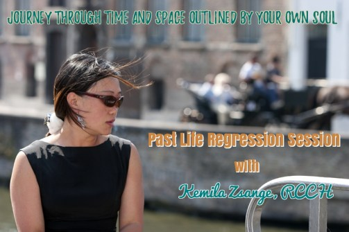 Kemila Zsange Past Life Regression