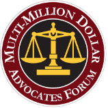 Multi-Million Dollar Advocates Forum Logo