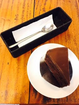 Kop's Chocolate Fudge Cake!