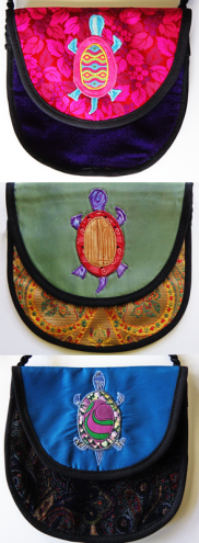 Turtle Bags by gPurrs