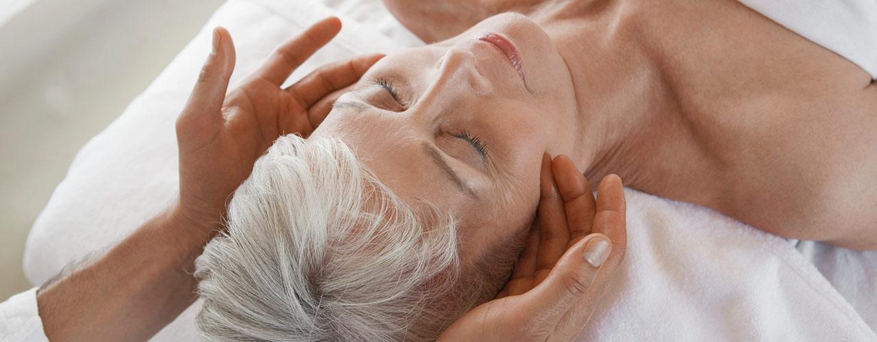 Seniors Massage Therapy