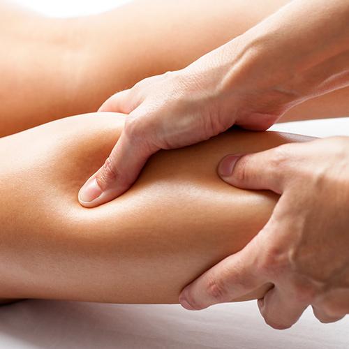 Sports Treatment Calf Massage