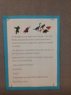 Helicopter Stories  Kemsley Primary Academy
