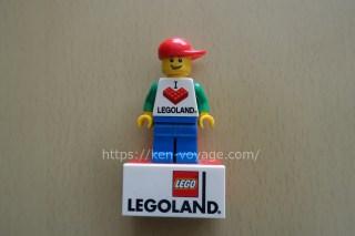 LEGO LAND MAGNET