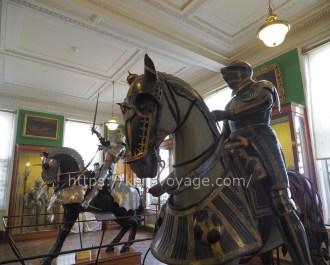Armour for Men & Horses