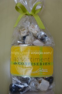assortiment de CONFISERIES