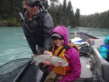upper kenai rainbow trout
