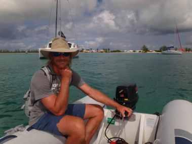 dinghy John
