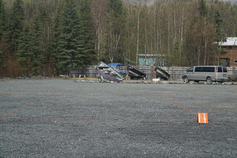 Premium RV Site Cooper Landing