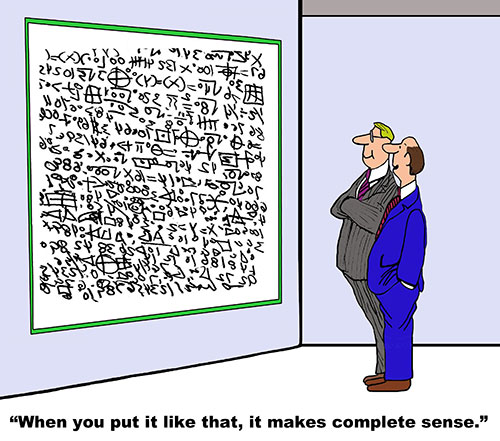 Complex Cartoon