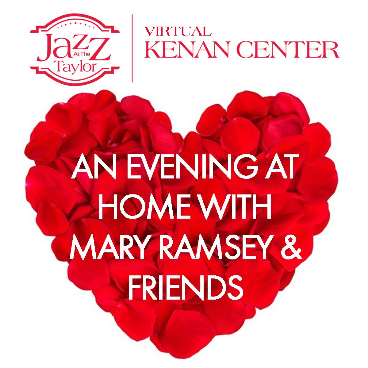 Jazz at the Taylor:  An Evening at Home with Mary Ramsey & Friends