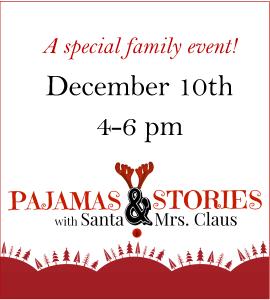 Pajamas & Stories