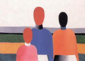kazimir-malevich-three-female-figures