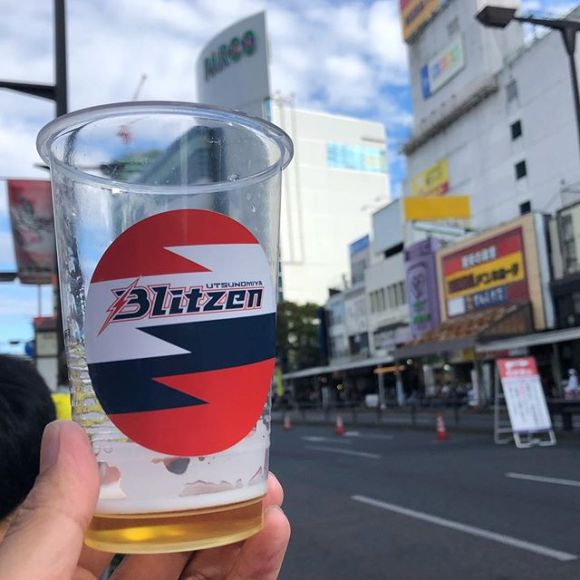 今日はこのあたりからお送りします。#ジャパンカップ #ジャパンカップクリテリウム #宇都宮ブリッツェン #trek