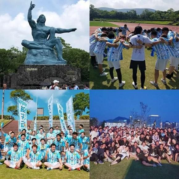 先週末、商工会議所青年部全国サッカー長崎大会に参加してきました。#YEG #宇都宮YEG 15年ぶりのサッカー20年ぶりの大会結果はともかく最高の長崎でした長崎の客観意見感想(今回の長崎市ね)・美味いものが多い・ハイボールが濃い(関東基準)・坂が多い(斜度高め)・道が超難しい・旅客船が超デカイ・ちゃんぽんが薄い(関東基準)・カステラ屋がマジ多い・路面電車多い
