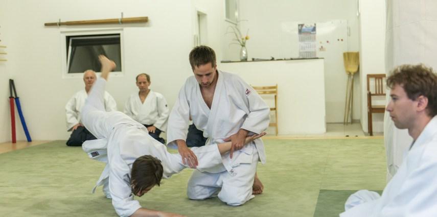Kyu Prüfungen am 24.04.2017