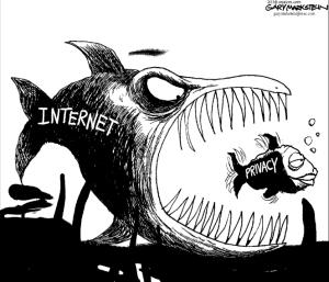 Internet Privacy comic