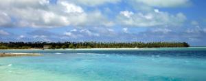 Kiribati is going under