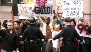 Occupy encourages financial reform