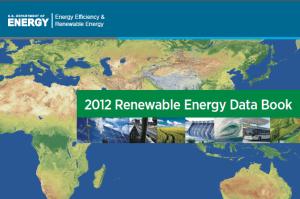 2012 Renewabe Energy Data Book