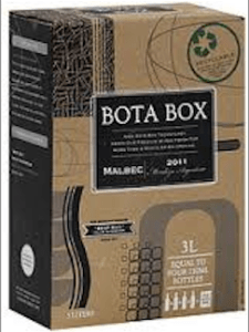 2011 Malbec Bota Box