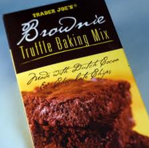 Joe's Brownie Truffle Baking Mix