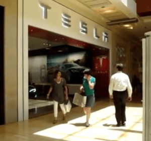 Texas Anti-Tesla sales tactics