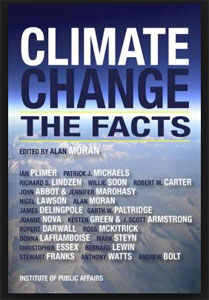 Climate Change the Facts Reference book