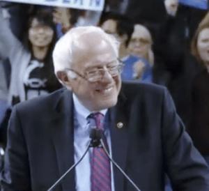 Bernie Sanders Strategy