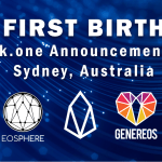 EOS Sydney block.one Birthday Party