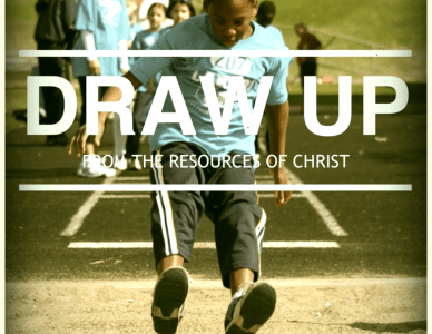 DRAW UP Poster