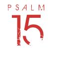 Psalm15