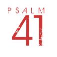 Psalm41