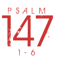 Psalm147-1-6