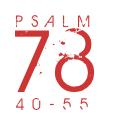 Psalm78-40-55