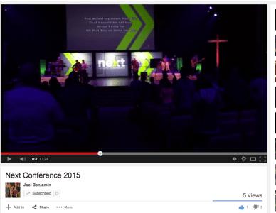 NEXT 2015 Twin Cities highlight video