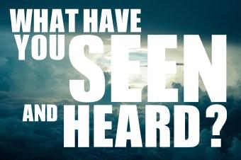 seen and heard - 3
